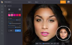 befunky s face editor is packed with touch up tools lng seo touchup effect borders