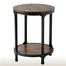 small accent tables with drawers round accent table with drawer rustic accent table aged brown round