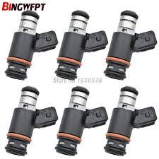 <b>6PCS Fuel injectors</b> nozzle <b>Fuel injector</b> nozzle IWP 076 for ...