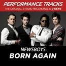 Born Again [Performance Tracks]