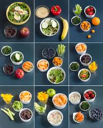 What Your Daily Servings Of Fruits Veggies Look Like Kitchn