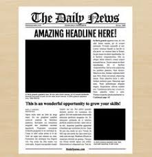 12 Best 7 Newspaper Templates 50 Off Enter 50off At