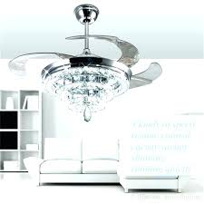 crystal ceiling fan light kit chandelier fans crystal ceiling fan light kit