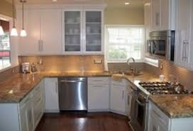 Kitchen Corner Sink Luxurious Corner Kitchen Sinks With Modern Faucet Kitchen