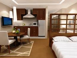 Studio Apartment Furniture Ideas How To Decorate A Small Bedroom With Queen  Bed Modern Designs False