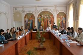 ostroh academy held a ukrainian polish round table discussion on the subject modern family problems and solutions