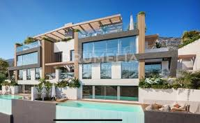 Modern Semi Detached House Design New Stunning Modern Semi Detached Luxury Villa Project Benahavis