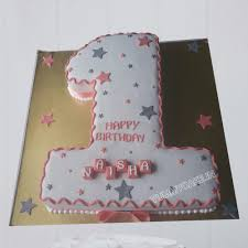1st Birthday Cakes For Baby Girl Cake Delivery In Delhi Ncr Cake