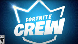 Fortnite Crew Monthly Subscription Pass ...