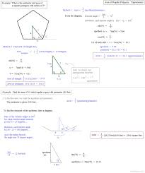 Find Area Perimeter Rectangular Shapes Math Worksheets And ...