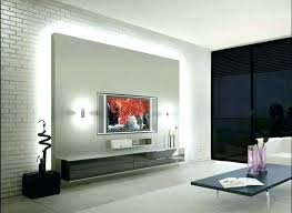 wall tv unit furniture decoration living room interior designs