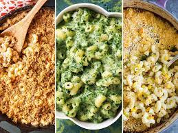 If you want to serve meat, i would recommend serving with pork chops or oven roasted chicken along with a vegetable like green beans or broccoli. 4 Best Add Ins For Macaroni And Cheese