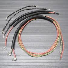 harley 1958 1964 panhead wiring harness kit usa made fl flh duo harley 1958 1964 panhead wiring harness kit usa made fl flh duo glide 6