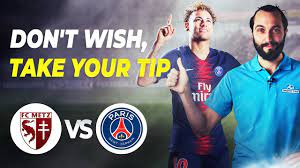 ᐉ Metz vs PSG prediction [100% free] Betting tips