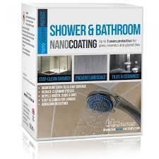protect shower bathroom glass ceramic kit coating