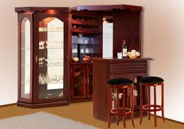 Corner Liquor Cabinet Ideas Creative Cabinets Decoration - Home bar cabinets design