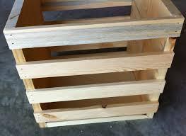 ... Inspiring Wooden Storage Bins Decorative Wooden Boxes With Lids Wooden  Storage Bins: ...