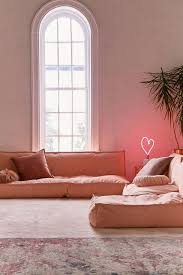 Image Decor Pa Hrefhttpswwwurbanoutfitterscomshoplennonsofashop Nowa Lennon Sofa 519 Architectural Digest Inexpensive Couches all Under 600 From Urban Outfitters