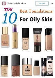 if you have oily skin you know how difficult it can be to find the right foundation for you here are 10 of the best foundations for oily skin