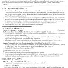 Military To Civilian Resume Examples Best Of Resume Writing Services