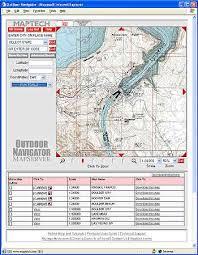 Maptech Outdoor Navigator Nautical Chart Review