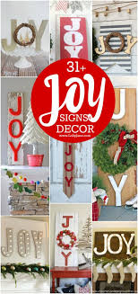 31 joy sign and decor ideas lolly jane