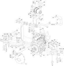 Engine and mounting assembly