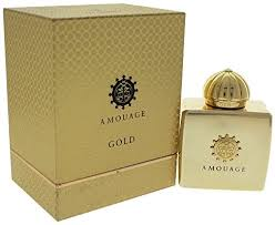 <b>Amouage Gold</b> women's perfume: Amazon.co.uk: Beauty