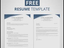 Free Resume Templates Mac Best of Best Free Word Resume Templates Cv Template Creative Download