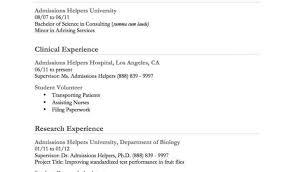Dental Resume Template And Pre Med Resume Samples Asafonec