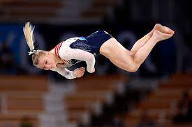 Jade Carey: Gold medal winner says ...