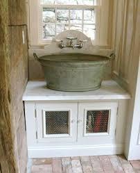 mud room sink. Wonderful Mud Galvanized Mudroom Sink So Sick For Mud Room Sink