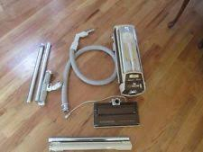 electrolux pu3650. vintage electrolux canister vacuum olympia one w/ power nozzle \u0026 more pu3650