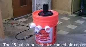 homemade air conditioner diy