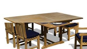 Teak Wood Table Designs Teak Wood Dining Table And Chairs Furniture Designs