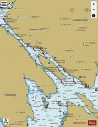 Ketchikan Tide Chart Tongass Narrows Marine Chart Us17430_p2574 Nautical