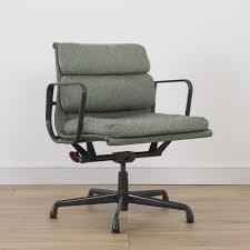 custom office chair. Custom Office Chair. 1 X Herman Miller Eames Fabric Soft Pad Chair -