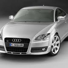Audi TT 2007 3D Model $79 - .max .3ds - Free3D