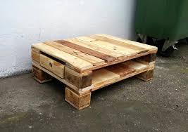 diy custom pallet table ideas easy