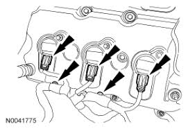 ford fusion coil diagram wiring diagrams