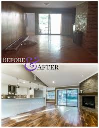 Kitchen Bath And Floors Before And After Examples Mod Interiors