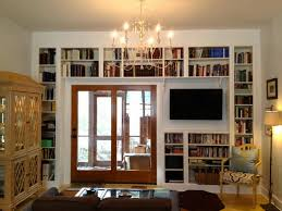Living Room Bookcases Built In Cool And Unique Bookshelves Designs Freestanding Childrens
