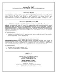 Resume Of Trainer Personal Training Resume Trainer Fitness Skills For Objective