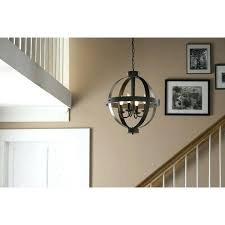 allen roth oil rubbed bronze mini pendant light with clear shade rustic lighting mission edison vallymede allen roth pendant light
