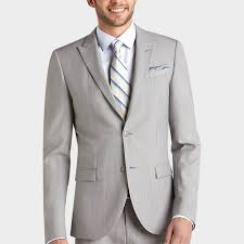 Egara Size Chart Egara Light Gray Extreme Slim Fit Suit Slim Fit Mens