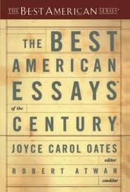 the best american essays of the century the best  stock image