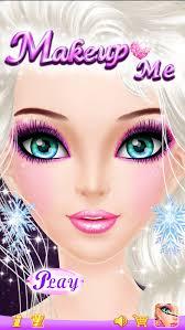 make up me s makeup dressup and makeover games screenshot
