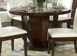Round Dining Table For 6 With Leaf Round Dining Tables For Decoration Ideas Room 6 2017 Table
