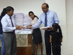 technomedics donates hearing devices stationery to hearing hearing impaired children in lady ridgeway hospital colombo share