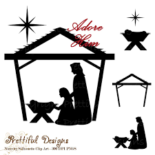 Free Nativity Scene Patterns